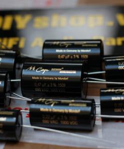 Mundorf Supreme Silver Gold Oil