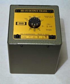 ISO Transformer (Tango) PP