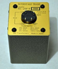 ISO Transformer (Tango) Interstage / Line