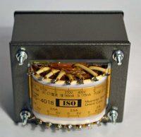 ISO Transformer (Tango) Power- Choke