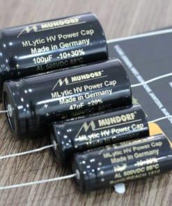 Mundorf Power Capacitor